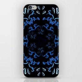"""Hakakā a hohonu"" (lucha profunda en invierno) iPhone Skin"