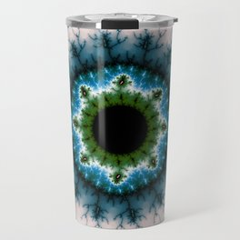 Fractal Eye 2 Travel Mug