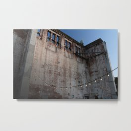 Powerhouse Building Metal Print