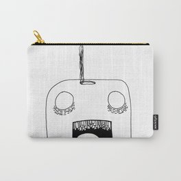 Hole in Head Carry-All Pouch