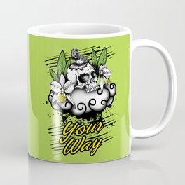 Nido de Ave Curio Coffee Mug