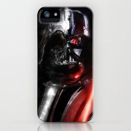 Twisted darkside iPhone Case