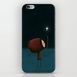 What if iPhone Skin