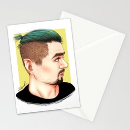 Good Bean Stationery Cards