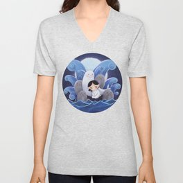 Song of the Sea Unisex V-Neck