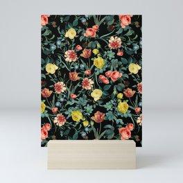 NIGHT FOREST XV Mini Art Print