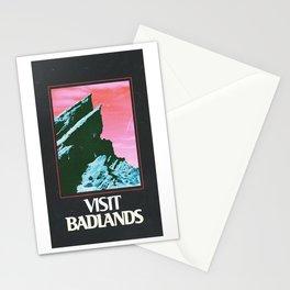 BADLANDS POSTER // HALSEY Stationery Cards