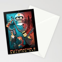 Futurator 2 Stationery Cards