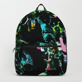PEOPLE IN THE OCEAN Backpack