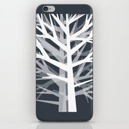Winter Trees / 4 iPhone Skin