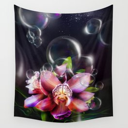 Soap Bubbles Wall Tapestry