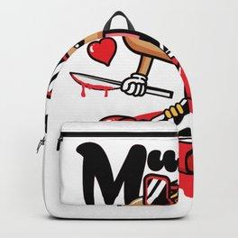 Murder Backpack