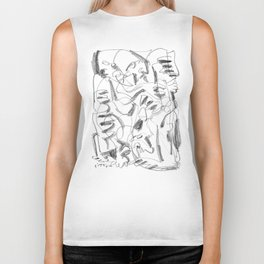 Out of the Shadows Biker Tank