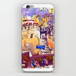 20161126 Fort Mahakan Asialink Bangkok 2016 iPhone Skin