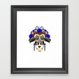 Cruella del Rosa Framed Art Print