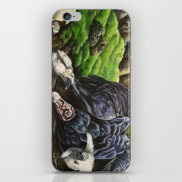 Uprooted (part 3) iPhone Skin