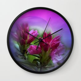 when winter is gone, spring will come -2- Wall Clock