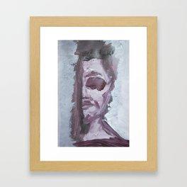 Insecure  Framed Art Print