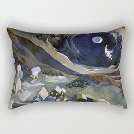 Flying Dreams Rectangular Pillow