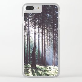 Magic forest - Landscape and Nature Photography Clear iPhone Case
