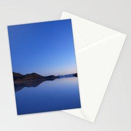 Salar De Uyuni Sunrise 3 Stationery Cards