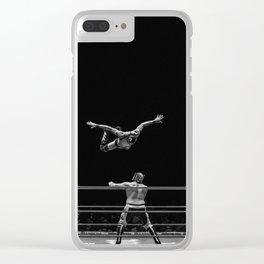 El Vuelo Clear iPhone Case