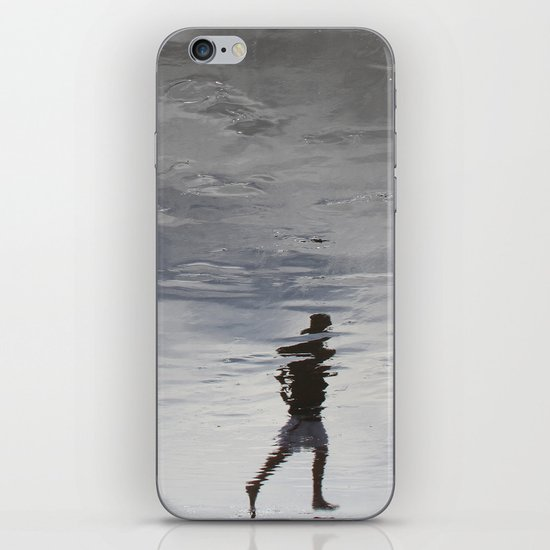 at the edge of a dream iPhone & iPod Skin