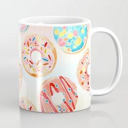 DONUT TREAT in dreamy pastels Coffee Mug