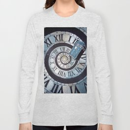 Through time and space... Long Sleeve T-shirt
