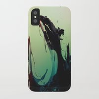 killer whale iPhone & iPod Cases featuring Killer by Swett 22