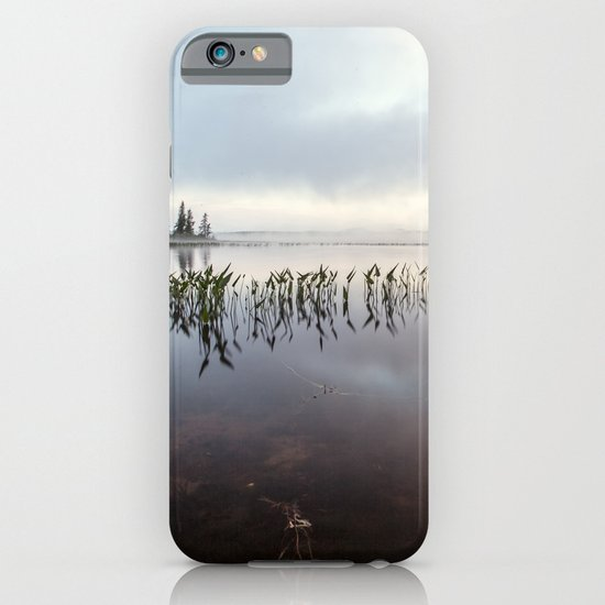 early in the morning iPhone & iPod Case