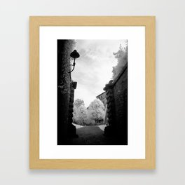 Main Gate Framed Art Print