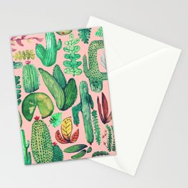 Nature Mix Pink!! Stationery Cards