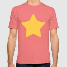 Steven Universe MEDIUM Pomegranate Mens Fitted Tee