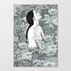 Stay wild II Canvas Print