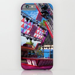 Mad Tea ParTy 1 iPhone Case