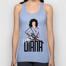 Dirty Diana Unisex Tank Top