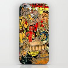 the daily lives of hungry ghosts iPhone & iPod Skin