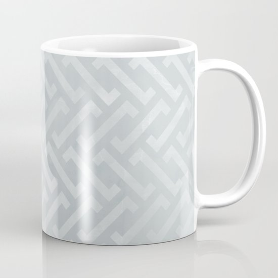 A greek rope in watercolor Mug