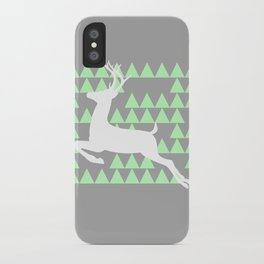 FREEDOM DEER iPhone Case