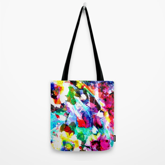 My flowers Tote Bag