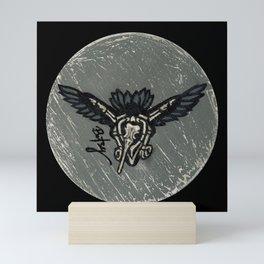 Hummingbird Skeleton: Skeletal Anatomy, Position 8 Mini Art Print