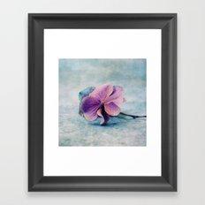 miss april Framed Art Print