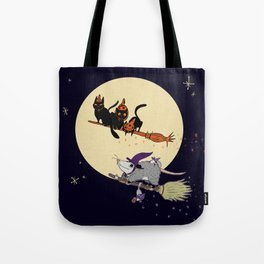 Witches' Familiars? Tote Bag