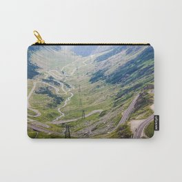 Transfagarasan Road Carry-All Pouch