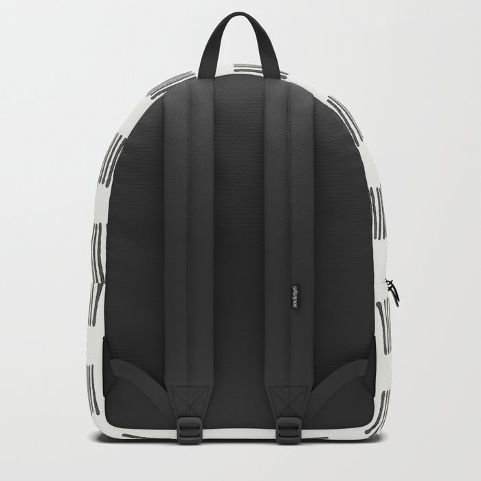 Striped Universe Backpack