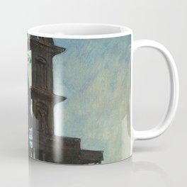 The House By The Railroad By Edward Hopper 1925 Coffee Mug