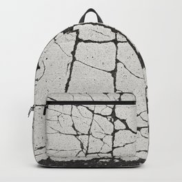 Cracked Crossing Backpack