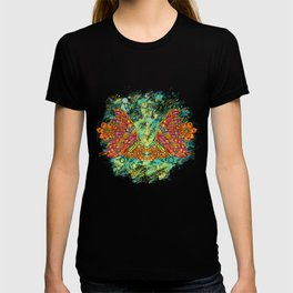 Tie Dyed Butterfly T-shirt