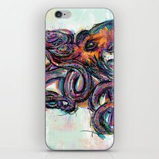 Octo Lines iPhone Skin